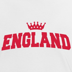 england with crown T-Shirts - Women's Ringer T-Shirt