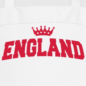england with crown Fartuchy - Fartuch kuchenny