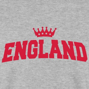 england with crown Pullover & Hoodies - Männer Pullover