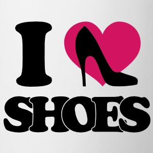 I love shoes Flessen & tassen - Mok