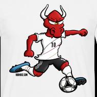 Motiv ~ Fußballer Oxe