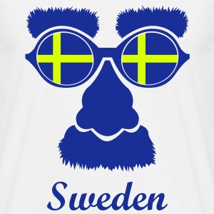 Sverige Sweden T-Shirts - Men's T-Shirt