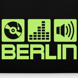 DJ Berlin Sacs - Tote Bag
