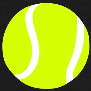 Tennis ball - Men's T-Shirt