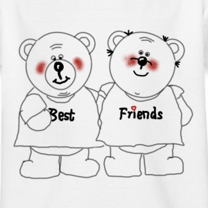best_friends Kinder T-Shirts - Kinder T-Shirt