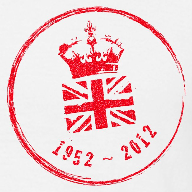 Diamond Jubilee Stamp - Small