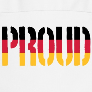 Proud Germany Flag, Proud to be German - Cooking Apron