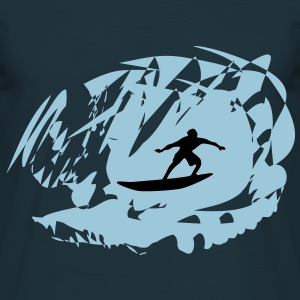 Surfer, Surfing T-Shirts - T-skjorte for menn