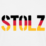Design ~ Stolz Germany Flag, Proud to be German