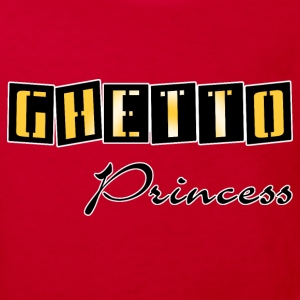 ghetto princess gold Camisetas niños - Camiseta ecológica niño