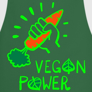 Vegan Power  Aprons - Cooking Apron