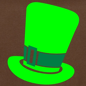 Irish leprechaun top hat St Patrick's day design Bags  - Shoulder Bag