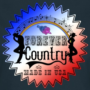 forever country music Tee shirts - T-shirt Femme