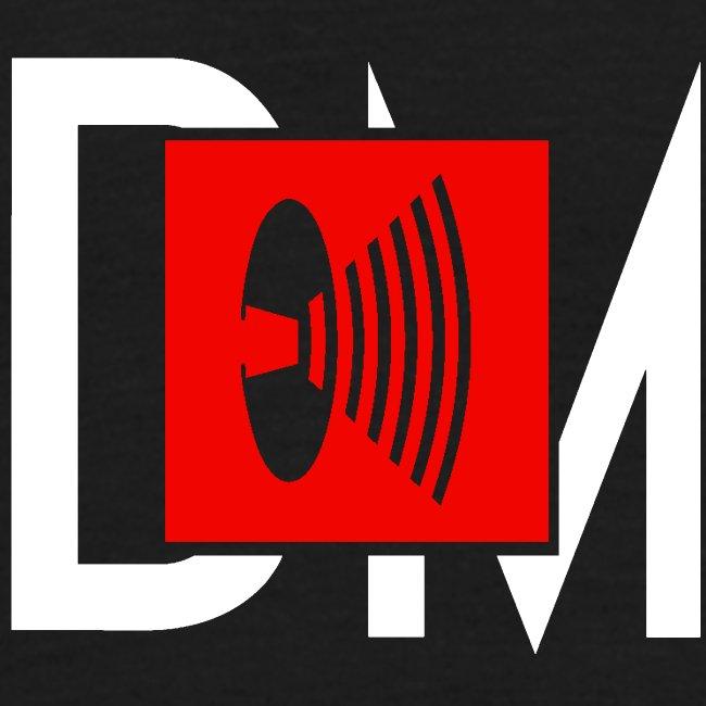 DM Party MÜnster T-Shirt Megaphon