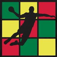 Motif ~ Handball Jamaïque