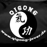 Motiv ~ Qigong in Jever Sporttasche