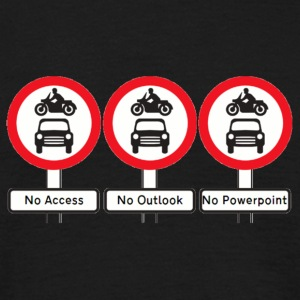 No Access T-Shirts - Men's T-Shirt