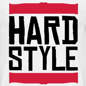 Hardstyle Raw T-Shirts - Men's T-Shirt