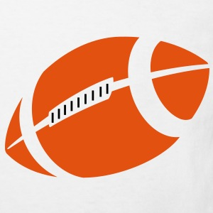 American Football Barn-T-shirts - Ekologisk T-shirt barn