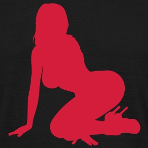 sexy girl 14 T-Shirts - Men's T-Shirt