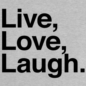 live love laugh T-shirts - Baby T-shirt