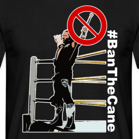 Design ~ #BanTheCane T-Shirt