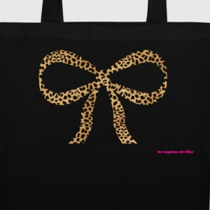 noeud panthere - Tote Bag