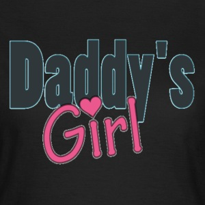 daddy's girl T-shirts - Vrouwen T-shirt
