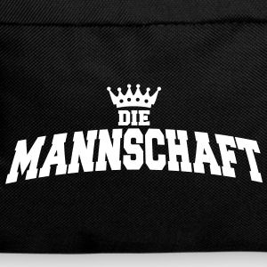 die mannschaft with crown Bags  - Backpack