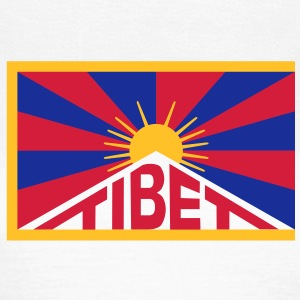 Tibet T-Shirts - Frauen T-Shirt
