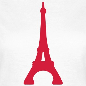 Eiffelturm Paris T-Shirts - Frauen T-Shirt