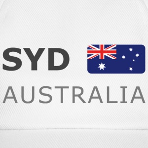 Base-Cap SYD AUSTRALIA dark-lettered - Baseball Cap