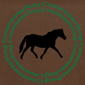Connemara Pony -this design lets you change the colours Bags  - Shoulder Bag