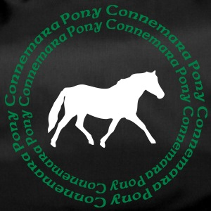 Connemara Pony -this design lets you change the colours Tassen - Sporttas