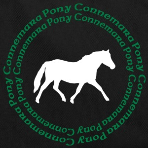 Connemara Pony -this design lets you change the colours Bags  - Retro Bag
