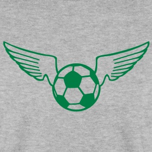 soccer wings Sweatshirts - Herre sweater