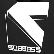 Motiv ~ SUBBASS  Kapuzenpullover Flockdruck