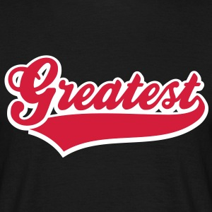 Greatest 2C Design T-Shirt RB - Mannen T-shirt