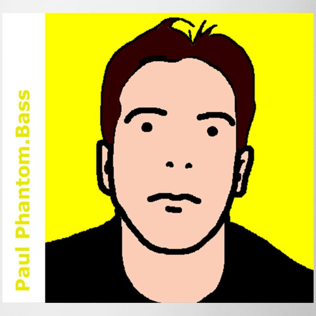 Ex-Phantom Paul Mug