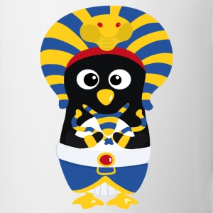Pinguin Pharaon Bottles & Mugs - Mug