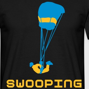 Swooping - T-shirt Homme