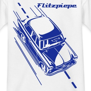 Trabi auf Tour Kinder T-Shirts - Teenager T-Shirt