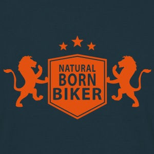 natural_born_biker T-Shirts - Men's T-Shirt
