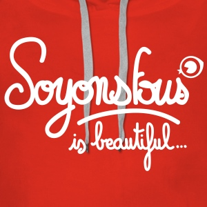 sf_is_beautiful Sweat-shirts - Sweat-shirt à capuche Premium pour femmes