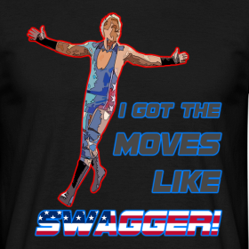 Design ~ Moves Like Swagger! T-Shirt