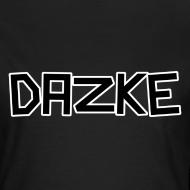 Motiv ~ DAZKE Frauen T-Shirt klassisch