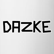 Motiv ~ DAZKE Tasse