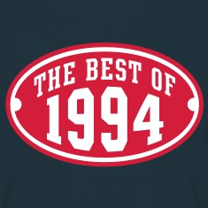 THE BEST OF 1994 2C Birthday Anniversaire Geburtstag T-Shirt
