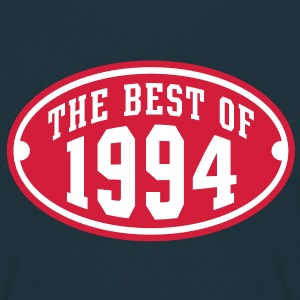 THE BEST OF 1994 2C Birthday Anniversaire Geburtstag T-Shirt - Koszulka męska