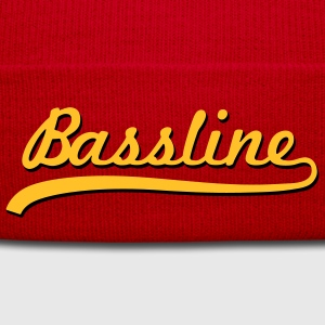 Bassline / Dubstep / Techno / Bass  Caps & Hats - Winter Hat